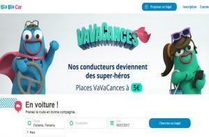 BlaBlaCar : 4 000 conducteurs VaVaCances mobilisés en Ile de France