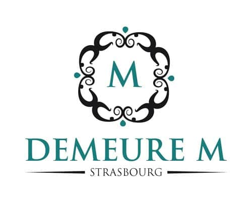 Demeure M logo