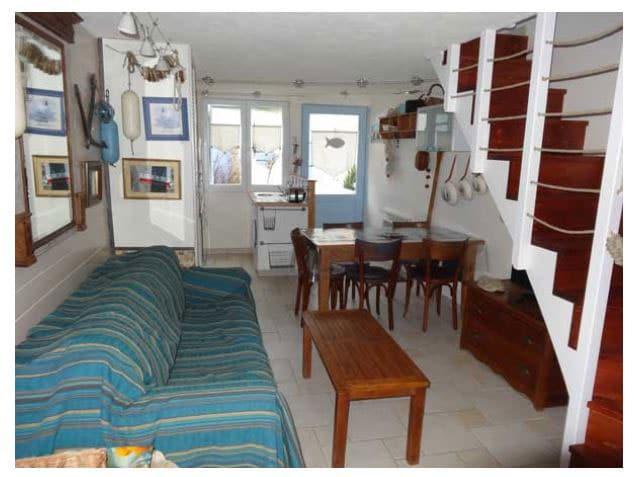 La maison du capitaine Tribord gîte