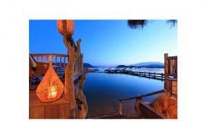 La renaissance du Grand Hôtel de Cala Rossa : un hôtel 5 étoiles typiquement corse
