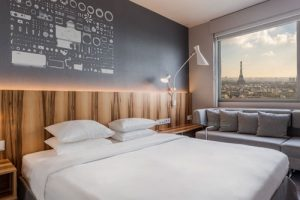 La spectaculaire transformation du Hyatt Regency Paris Etoile