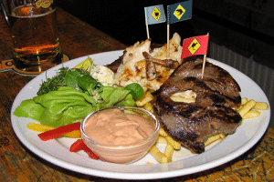 Voyage culinaire Australie