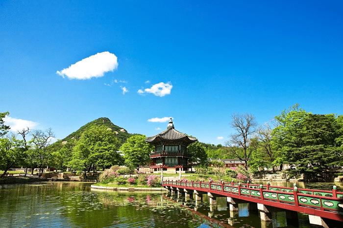 séjour en Corée du Sud